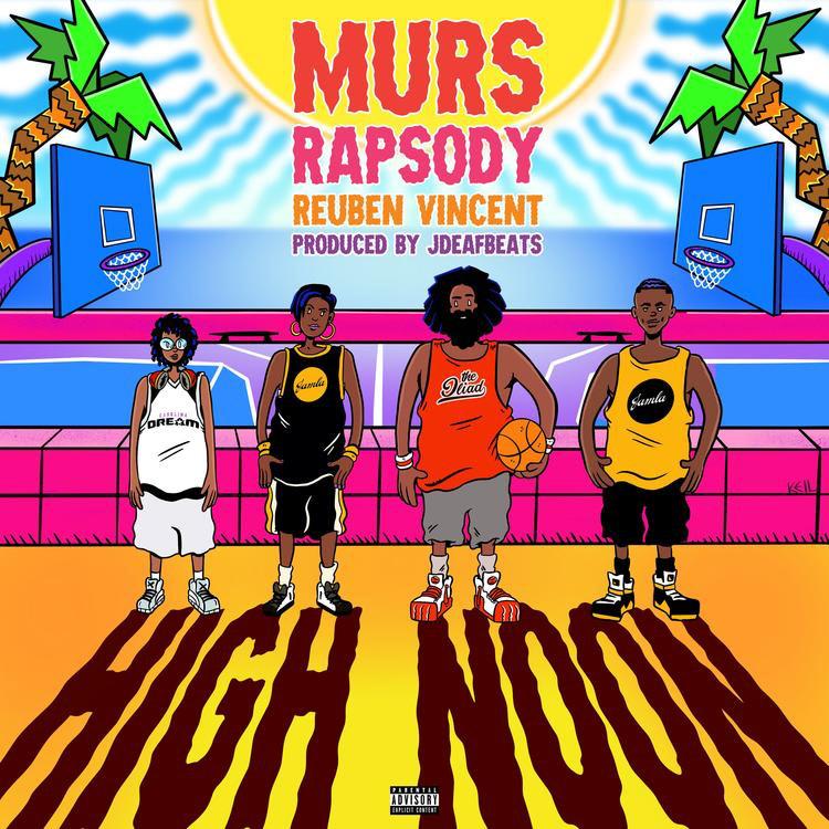 Murs, 9th Wonder & The Soul Council «High Noon» (feat. Rapsody & Reuben Vincent)