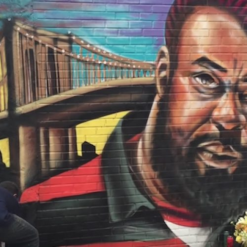 Создана петиция в защиту граффити в память о Sean Price в Бруклине