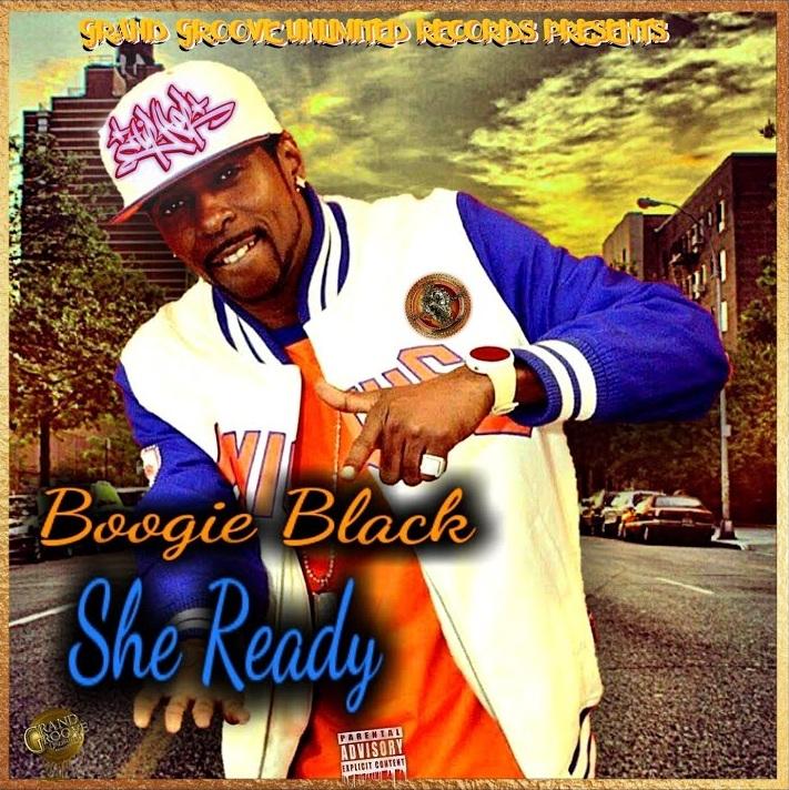 Boogie Black — «She Ready»