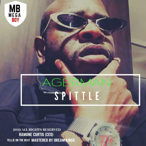 Agerman — «Spittle»