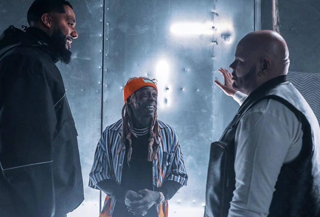 Fat Joe & Dre — «Pullin» (feat. Lil Wayne)