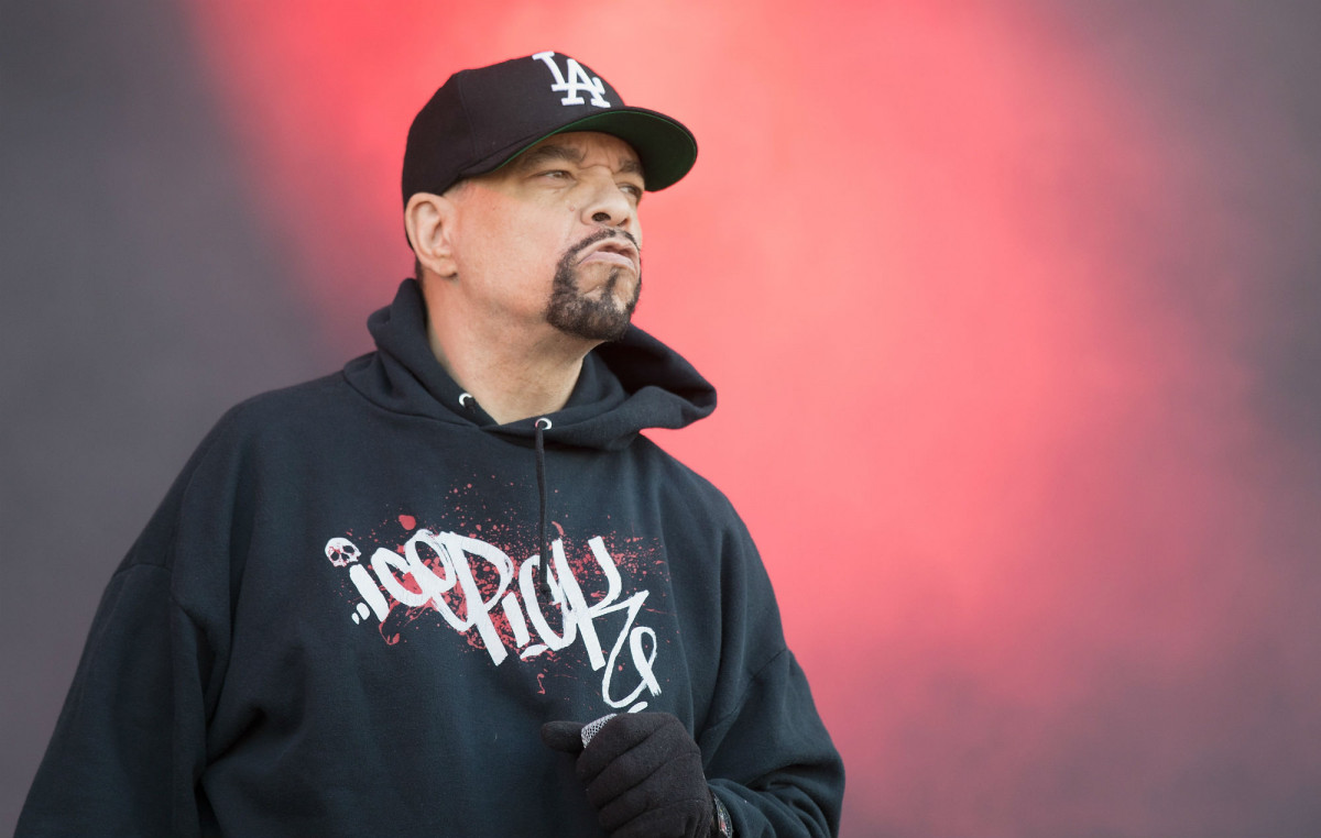 Ice-T — «Feds In My Rearview»