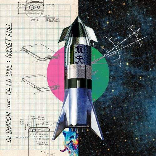 DJ Shadow — «Rocket Fuel» (feat. De La Soul)