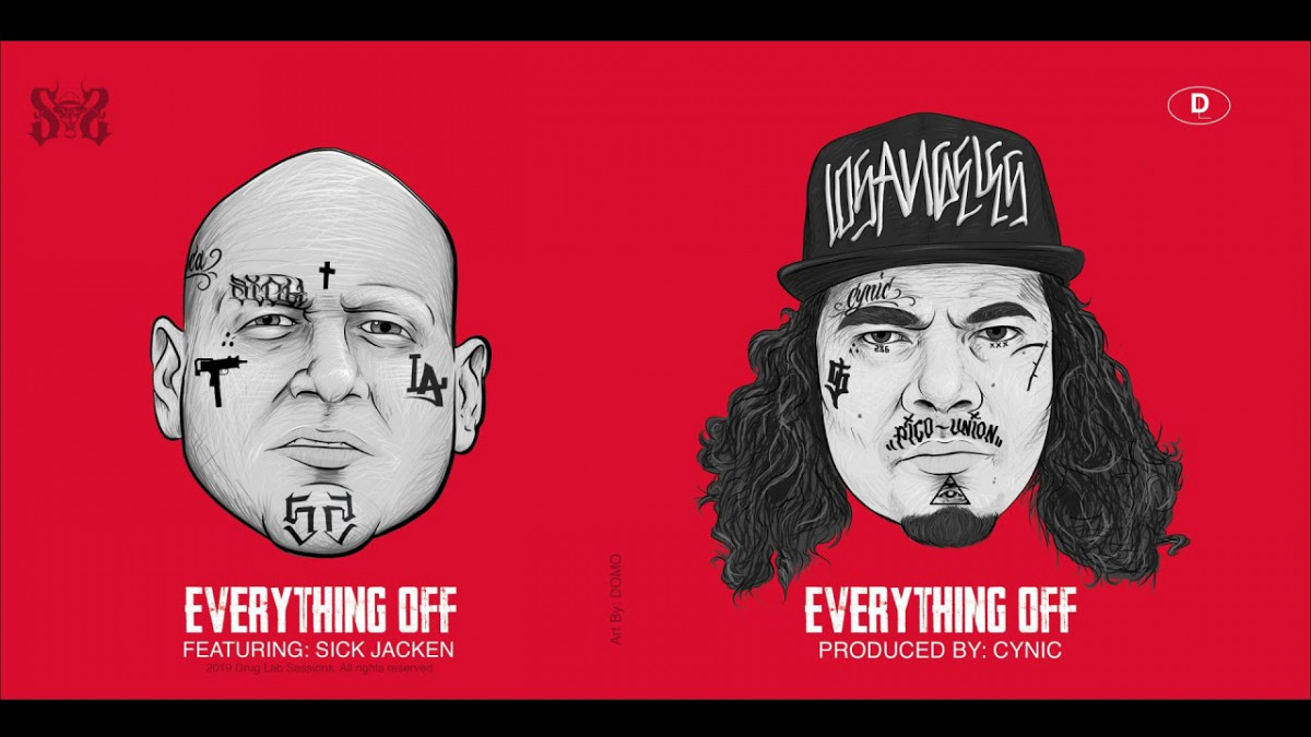 Cynic — «Everything Off» (feat. Sick Jacken)