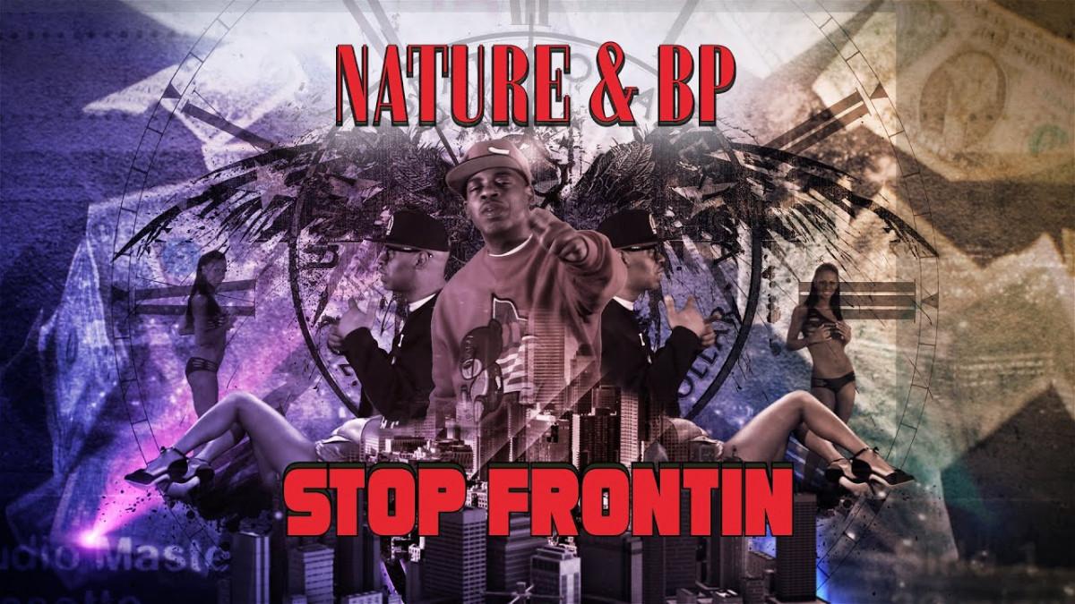Nature & BP «Stop Frontin»