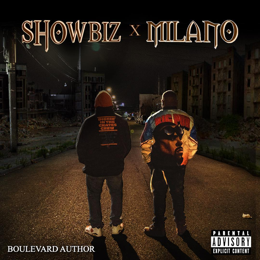 Showbiz & Milano — «Boulevard Author»