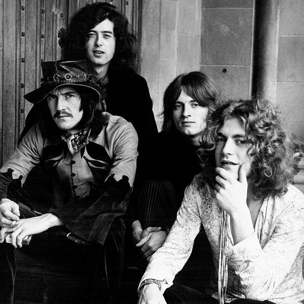 Led Zeppelin - все альбомы