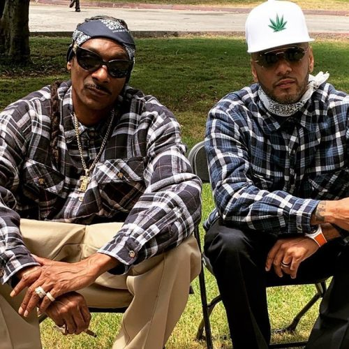 Snoop Dogg — «Countdown» (feat. Swizz Beatz)
