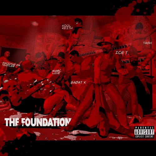 Legends Recordings Group Presents — «The Foundation»