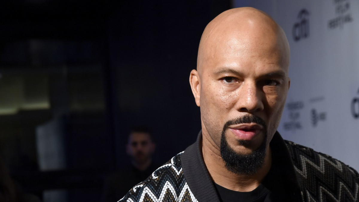 Common — «Show Me That You Love» (feat. Jill Scott & Samora Pinderhughes)