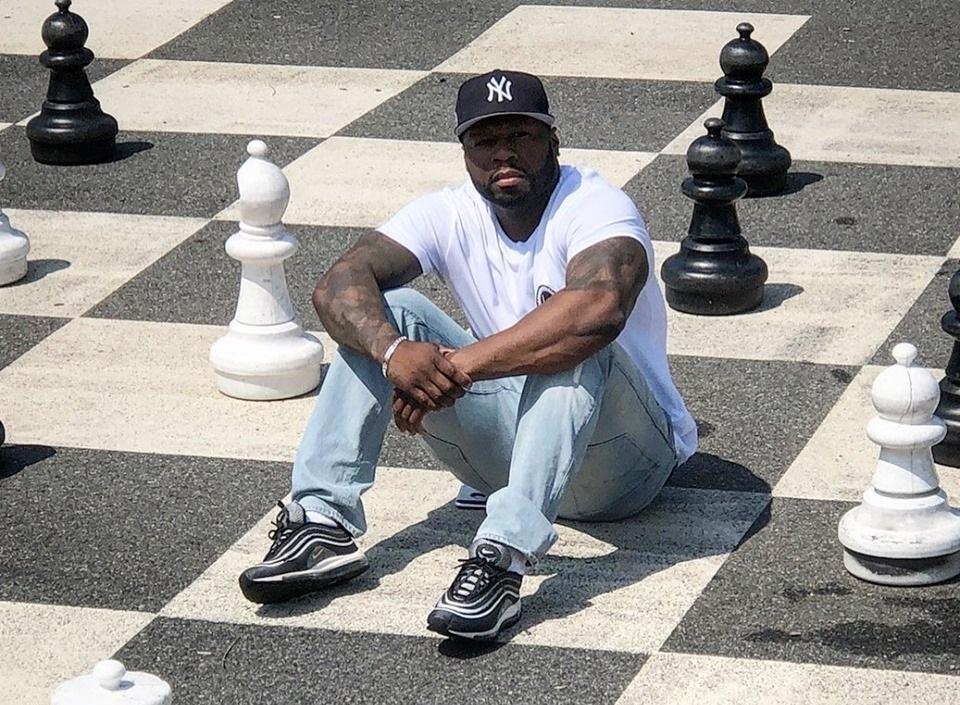 50 Cent назвал NYPD самой жесткой бандой в Нью-Йорке