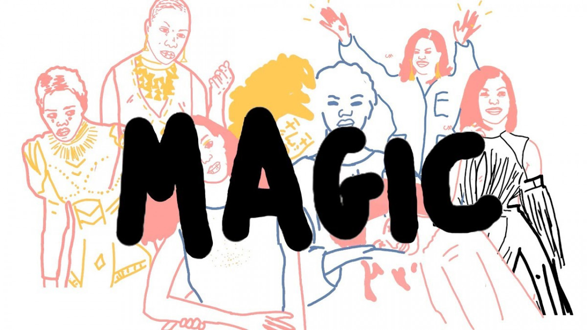 Suff Daddy x Ill Camille x J.Lamotta — «Magic»