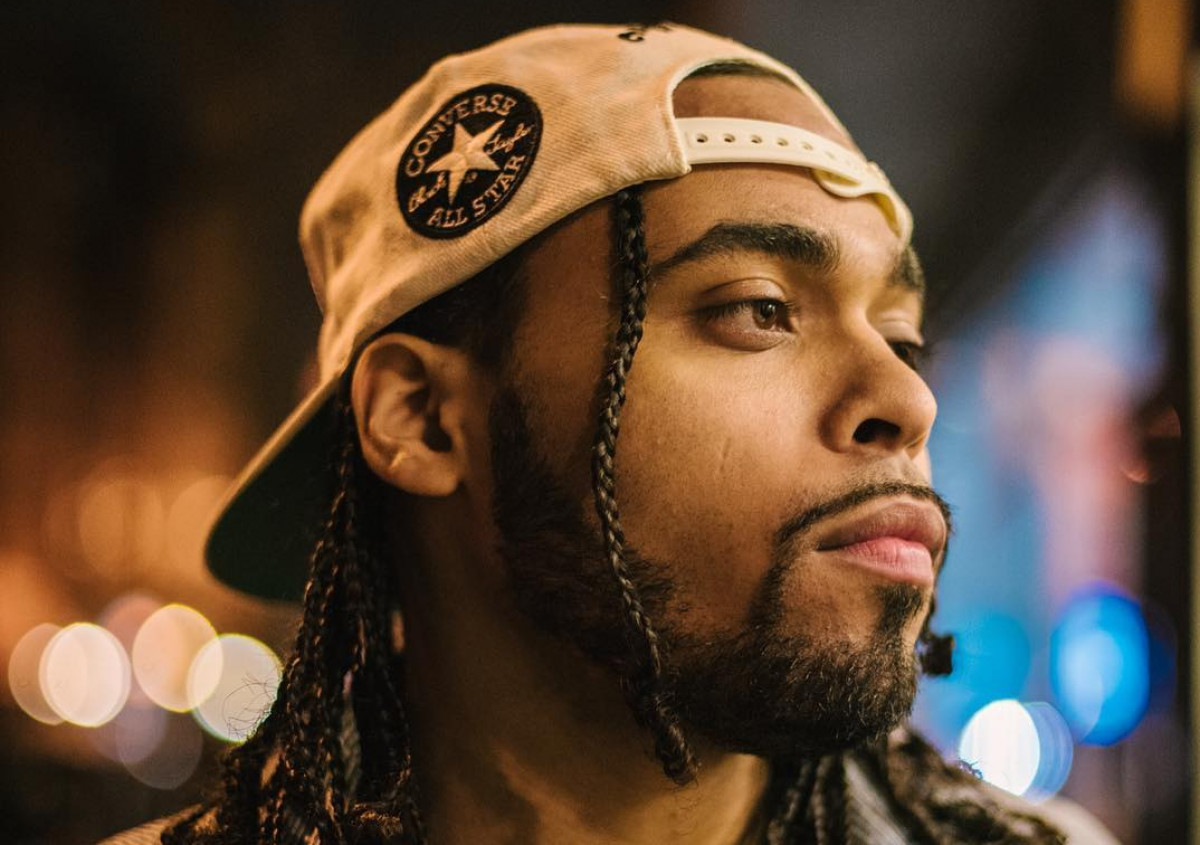 Chris Rivers — «N.A.S.A.» (feat. Oswin Benjamin)