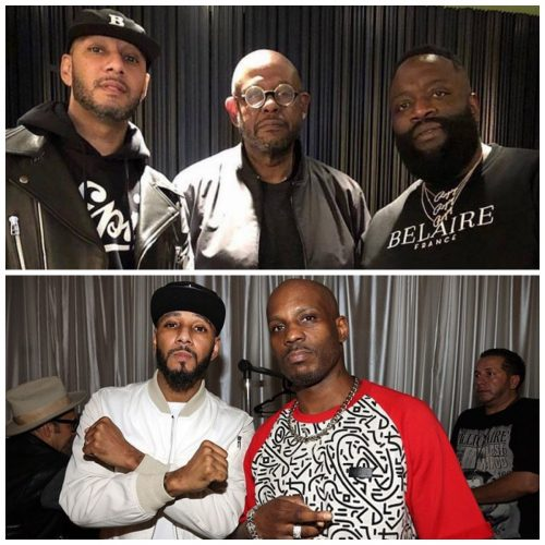 Rick Ross, Swizz Beatz & DMX — «Just in Case»