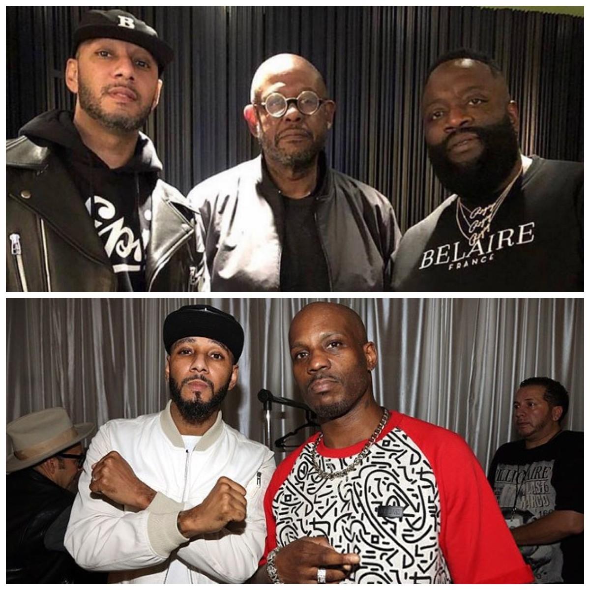 Rick Ross, Swizz Beatz & DMX — «Just in Case»