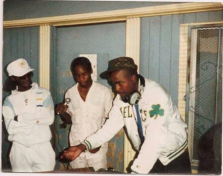 Da Unda Dogg поделился редким фото из личного архива и рассказал немного о своём первом шоу