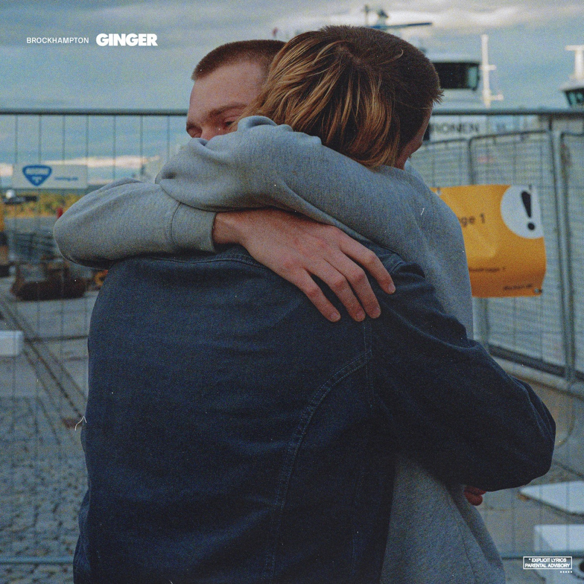 BROCKHAMPTON — «GINGER»