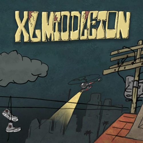 XL Middleton — «Where We About To Take It (Salvation)»