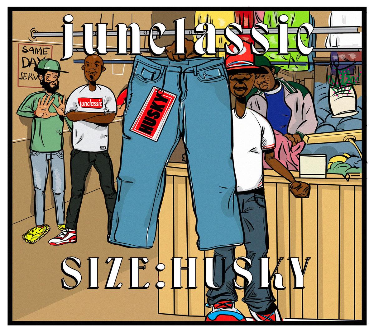 Junclassic — «Size Husky»