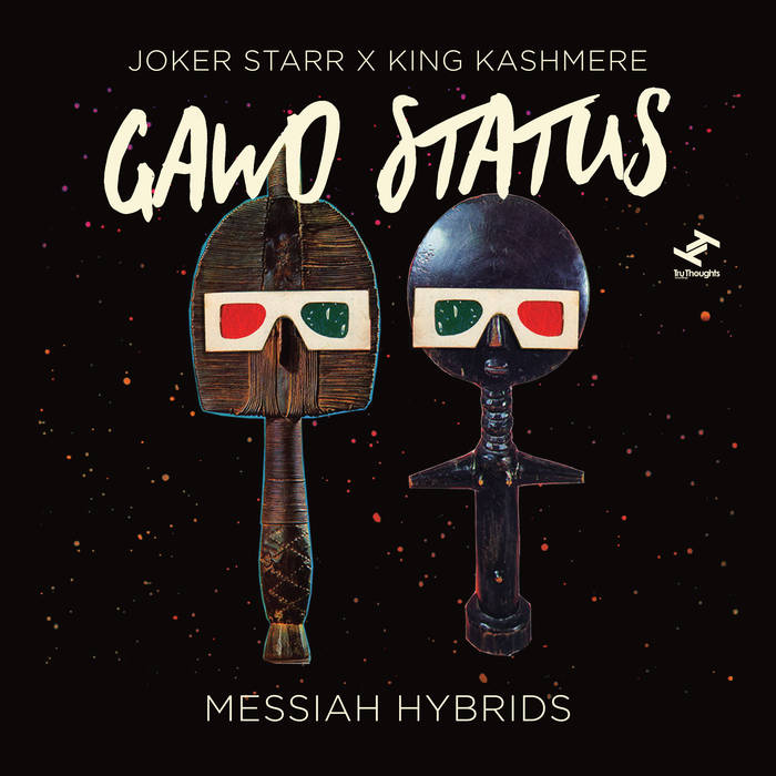Англия: Gawd Status — «Messiah Hybrids» (feat. Jazz T)