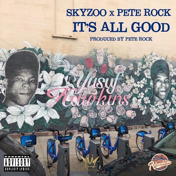 Skyzoo & Pete Rock анонсировали выход альбома и выпустили первый сингл «It's All Good»