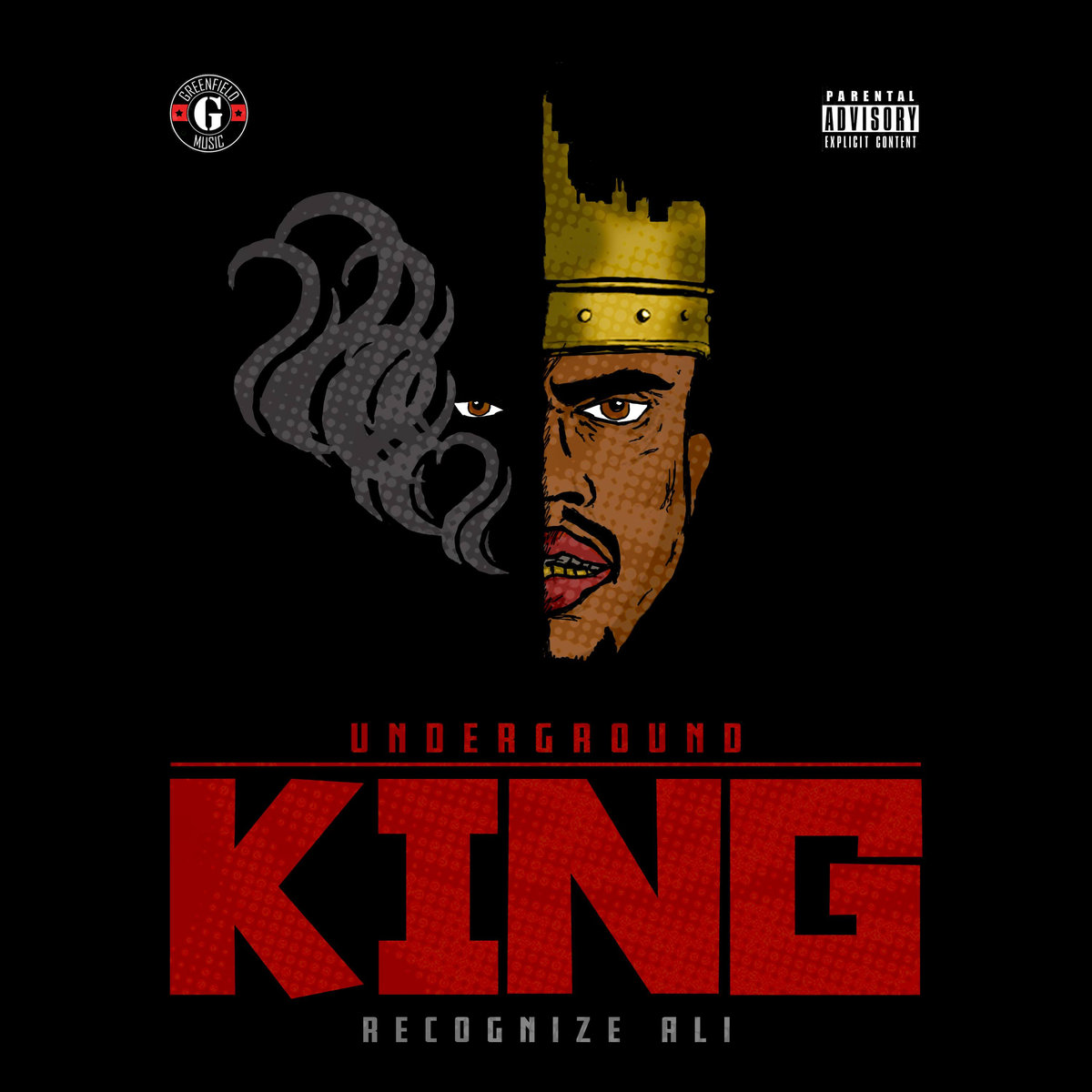 Recognize Ali — «Underground King»