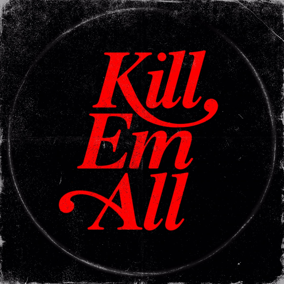 DJ Muggs & Mach-Hommy — «Kill Em All»