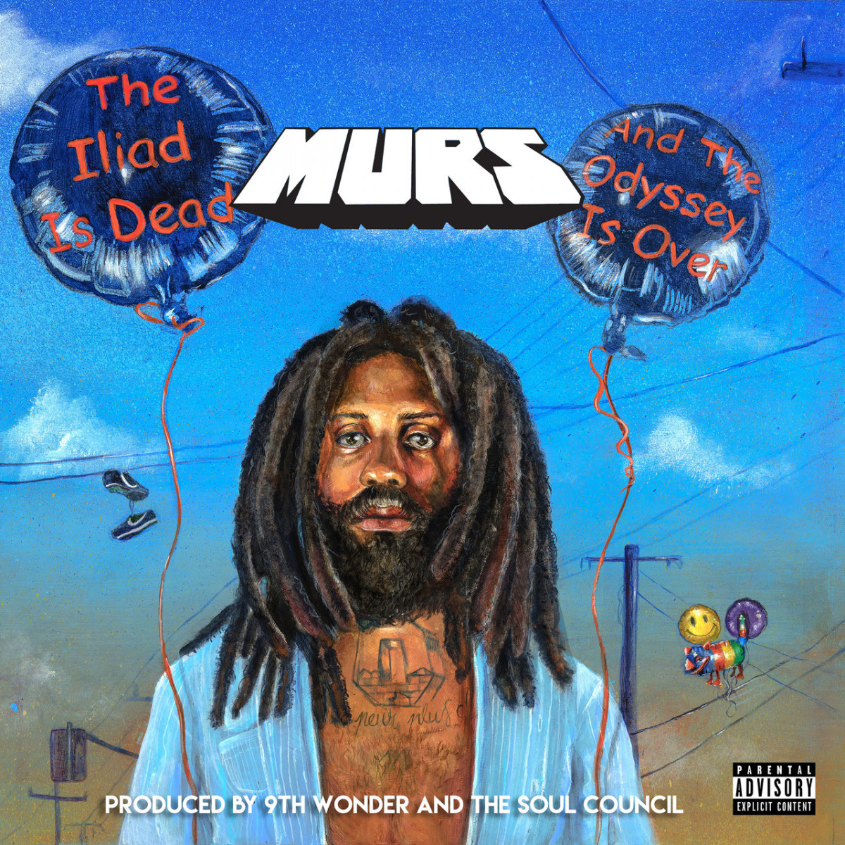 Murs, 9th Wonder & The Soul Council — «The Iliad Is Dead And The Odyssey Is Over»