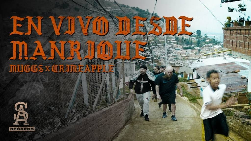 DJ Muggs & Crimeapple — «En Vivo Desde Manrique»