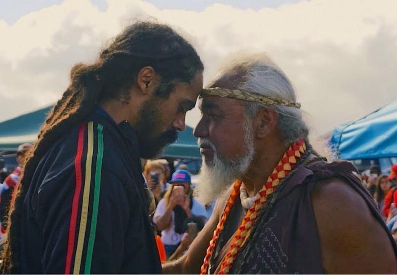 Damian Marley присоединился к протестам на Гавайях, направленных против строительства телескопа