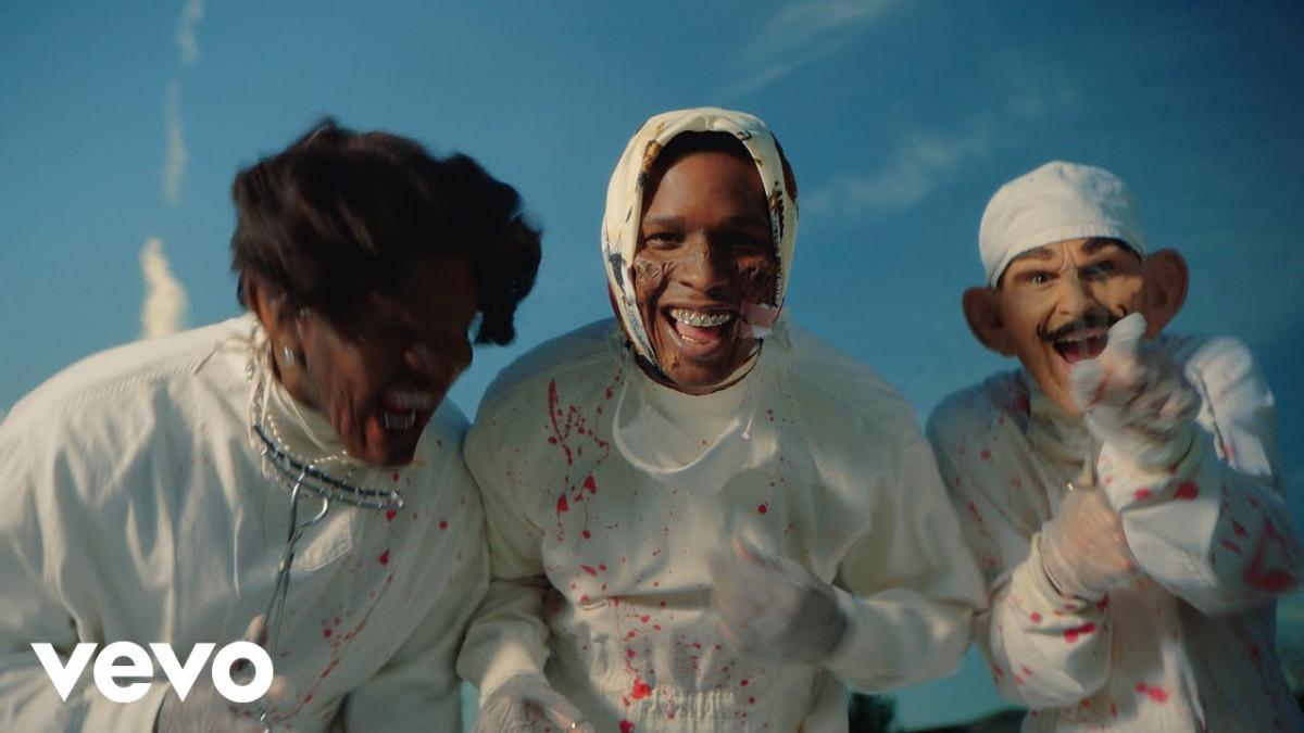 A$AP Rocky — «Babushka Boi»