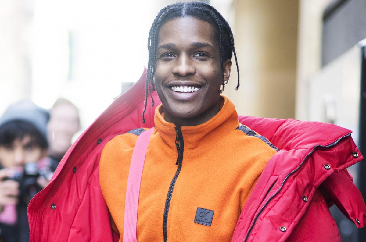 A$AP Rocky выпущен из шведской тюрьмы