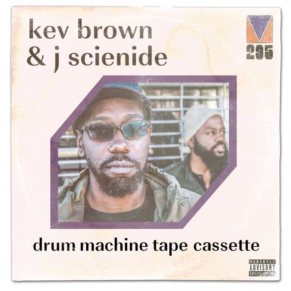 Kev Brown & J Scienide — «Drum Machine / Tape Cassette»