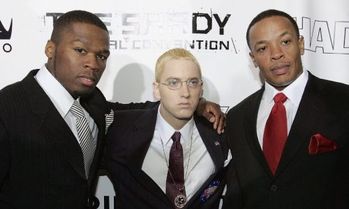 50 Cent рассказал о сорвавшемся мировом турне при участии Eminem, Snoop Dogg, Dr. Dre