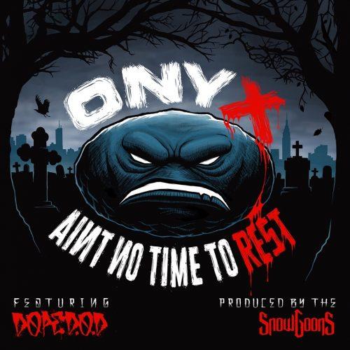 Первый сингл ONYX & Snowgoons «Ain't No Time To Rest» (feat. Dope D.O.D.) с предстоящего альбома