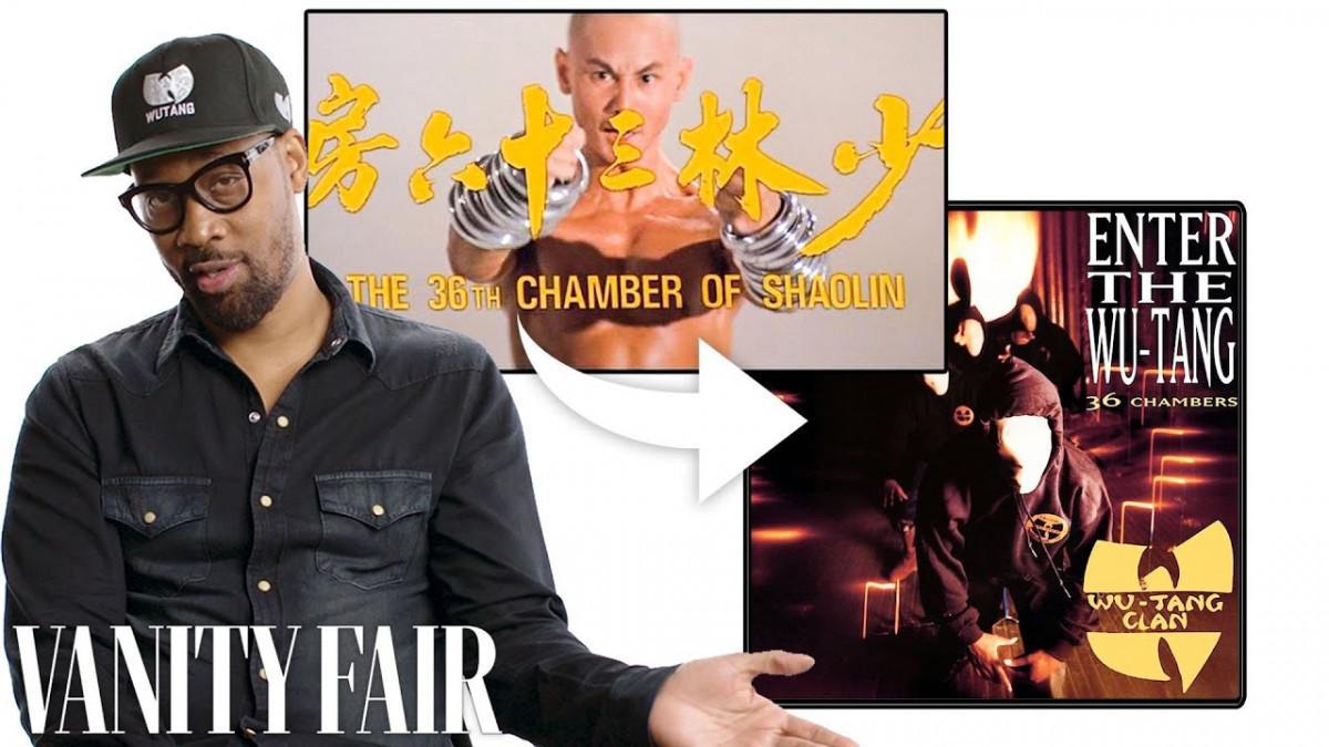 "RZA рассказал о 10 фильмах, на сэмплах из которых он построил альбом ""Enter The Wu-Tang (36 Chambers)"""