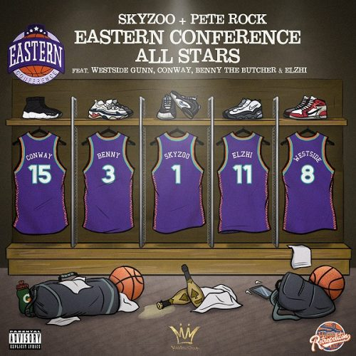 Skyzoo & Pete Rock — «Eastern Conference All​-​Stars» (feat. Westside Gunn, Conway, Benny The Butcher & Elzhi)