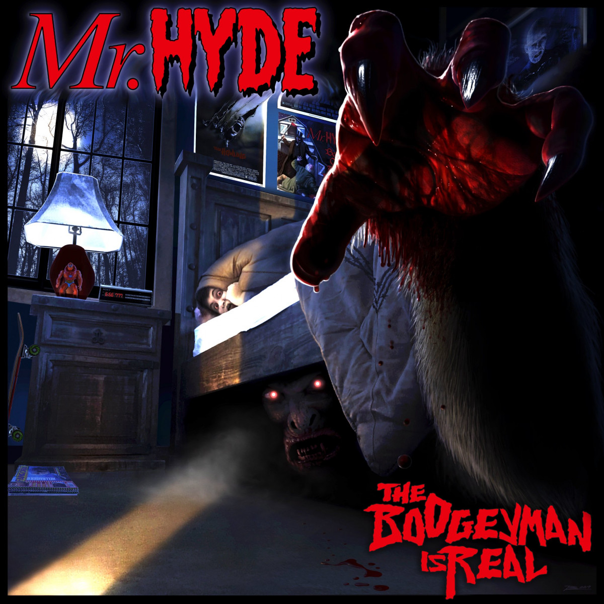 Mr. Hyde — «The Boogeyman Is Real»