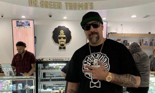 B-Real открыл магазин в Калифорнии. Угадайте, что там продают