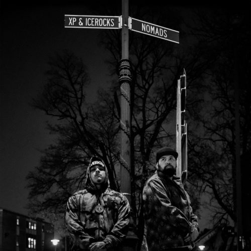 XP the Marxman & IceRocks — «Nomads»