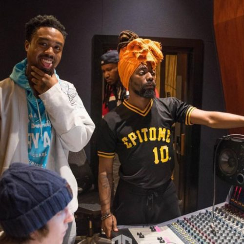 EARTHGANG – «Ready To Die»