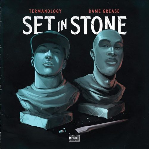 Termanology & Dame Grease — «Set in Stone»
