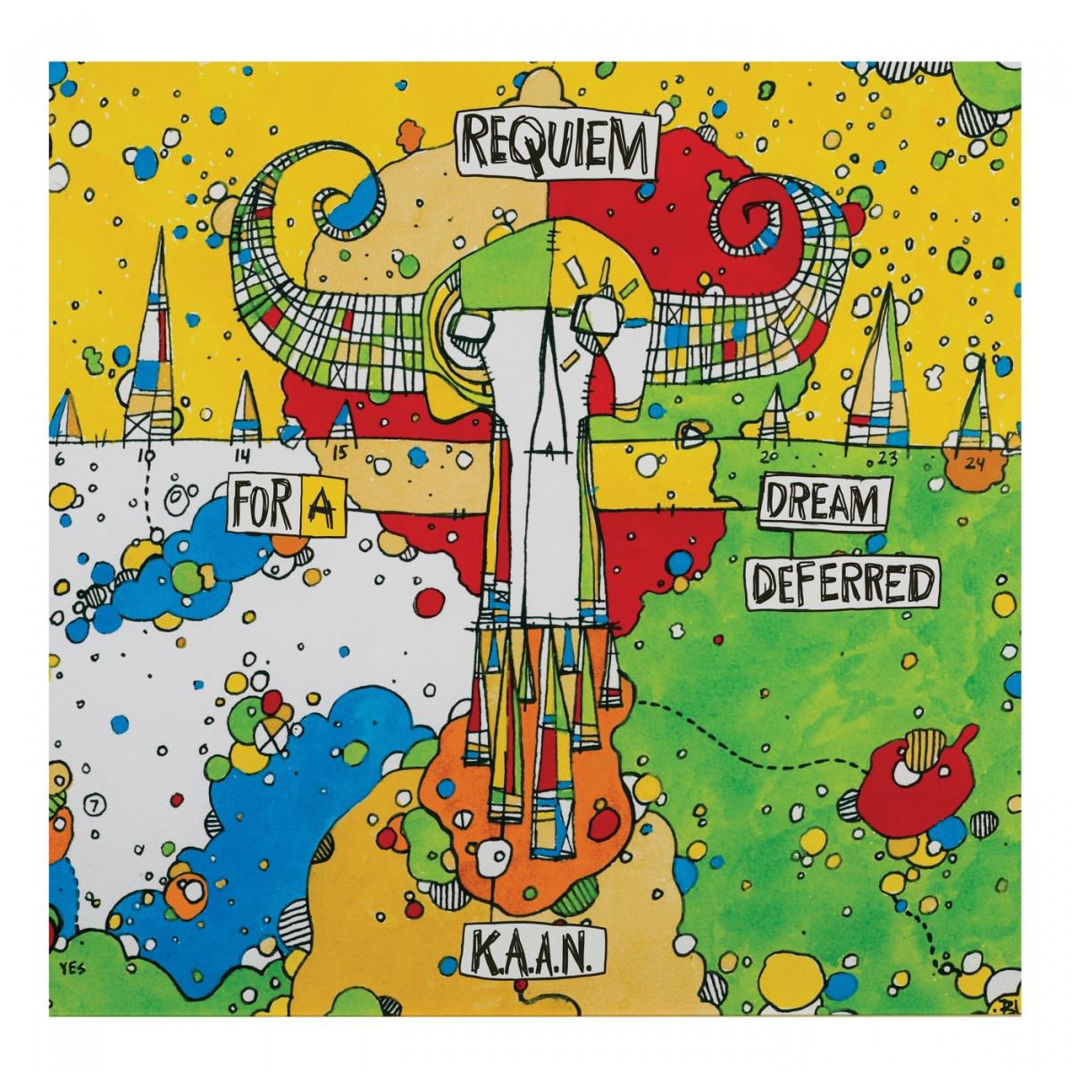 K.A.A.N. & Ski Beatz — «Requiem For A Dream Deferred»