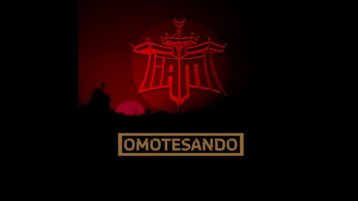 IAM – «Omotesando»
