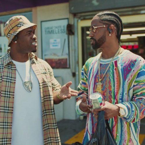 Big Sean — «Bezerk» (feat. A$AP Ferg & Hit-Boy)