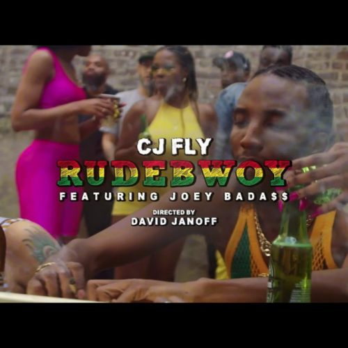 CJ Fly — «Rudebwoy» (feat. Joey Bada$$)