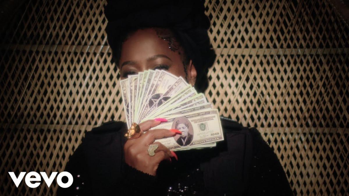 Rapsody — «Oprah» (feat. Leikeli47)
