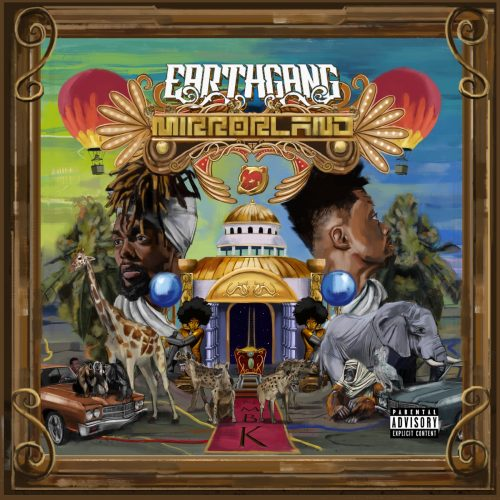 EARTHGANG — «Mirrorland»
