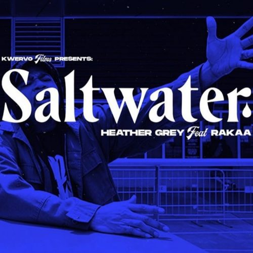 Heather Grey «Saltwater» (feat. Rakaa & DJ Juggy)