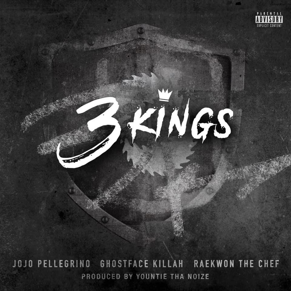 JoJo Pellegrino — «3 Kings» (feat. Ghostface Killah & Raekwon)